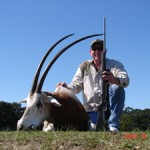 "Richard Pullam 40"" Oryx 6th Place SCI"
