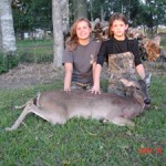 Alex's second deer