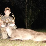 Curtis Burns First buck