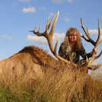 "Kimmy Huse 403"" 10×11 Monster Bull Elk"