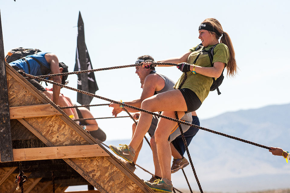 Spartan Obstacle Course Race